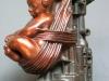 Little buddha- bronze.jpg H 40 cm